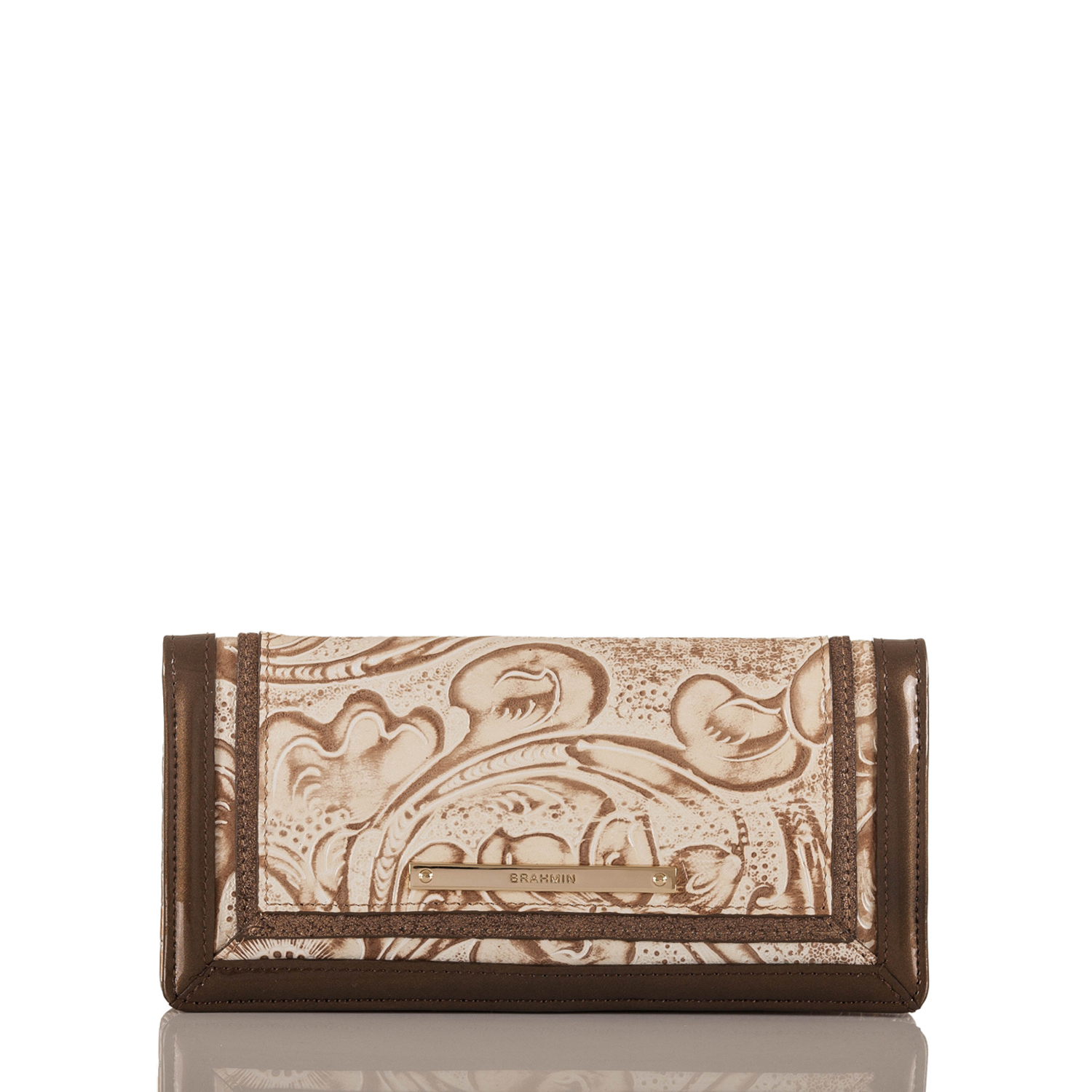 Ady Wallet Rose Gold Bourdelle Video Thumbnail