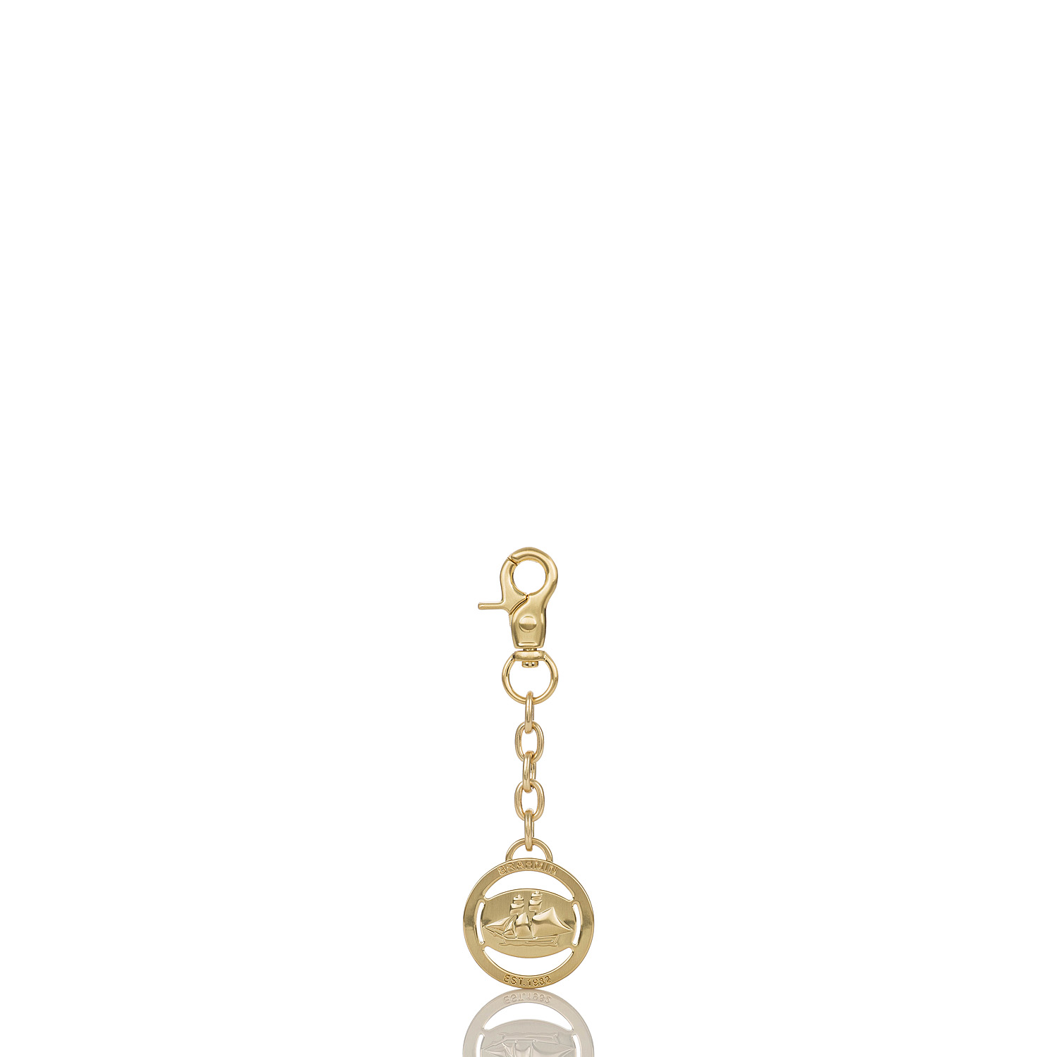 Heritage Medallion Keychain No Color Assorted
