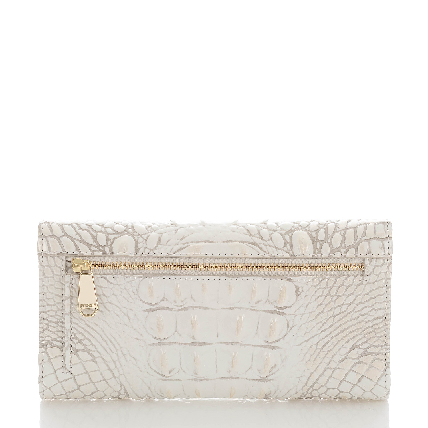 Soft Checkbook Wallet Pearl Melbourne