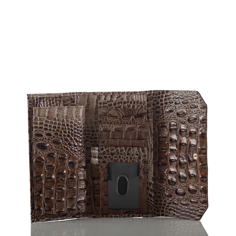 Soft Checkbook Wallet Bark Melbourne