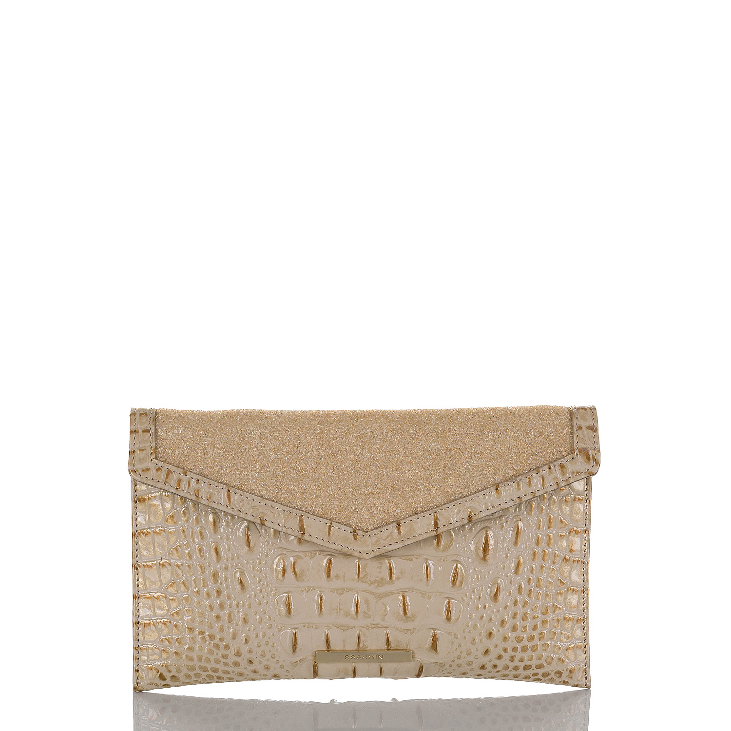 Envelope Clutch Satin Golightly