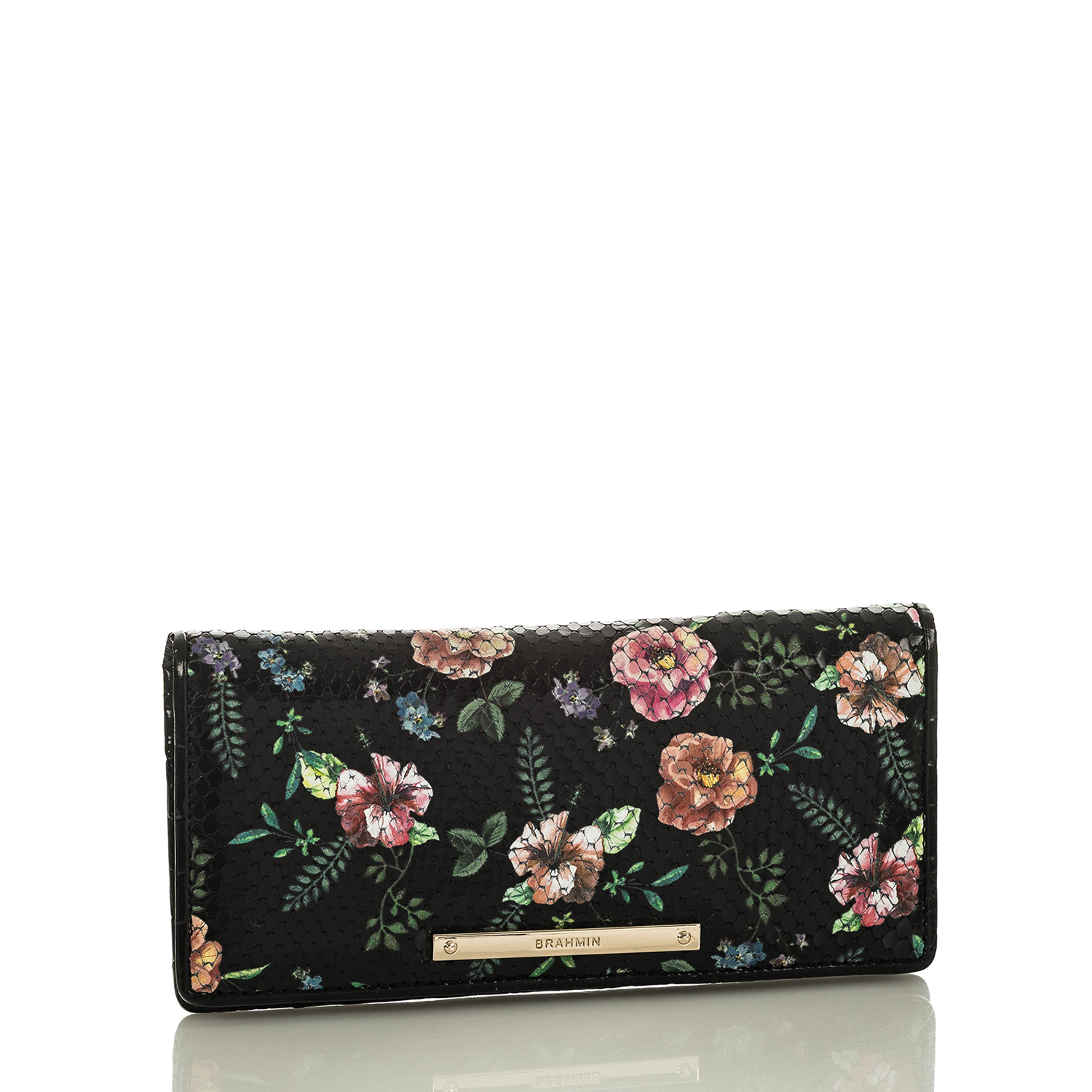 Ady Wallet Black Thames Front
