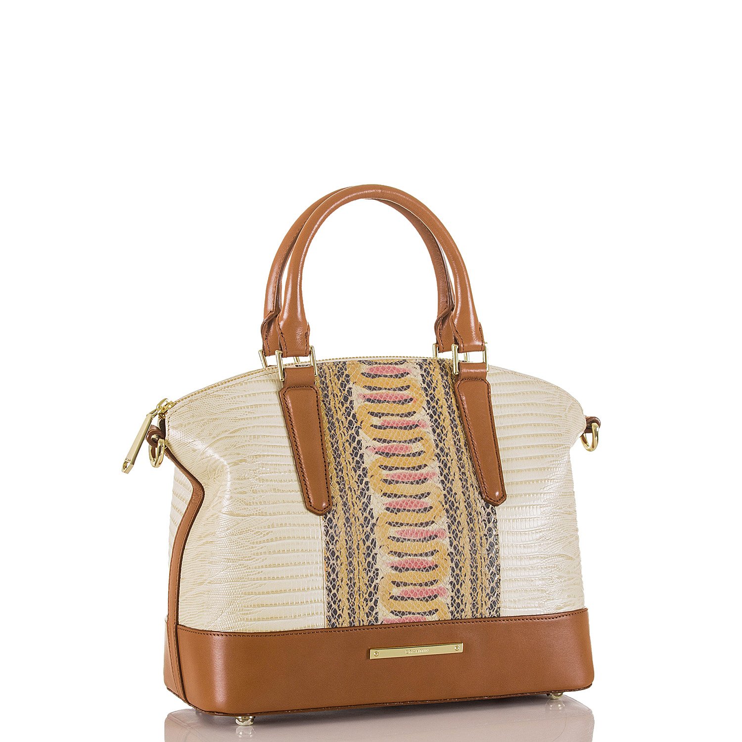 Duxbury Satchel Yellow Canyon