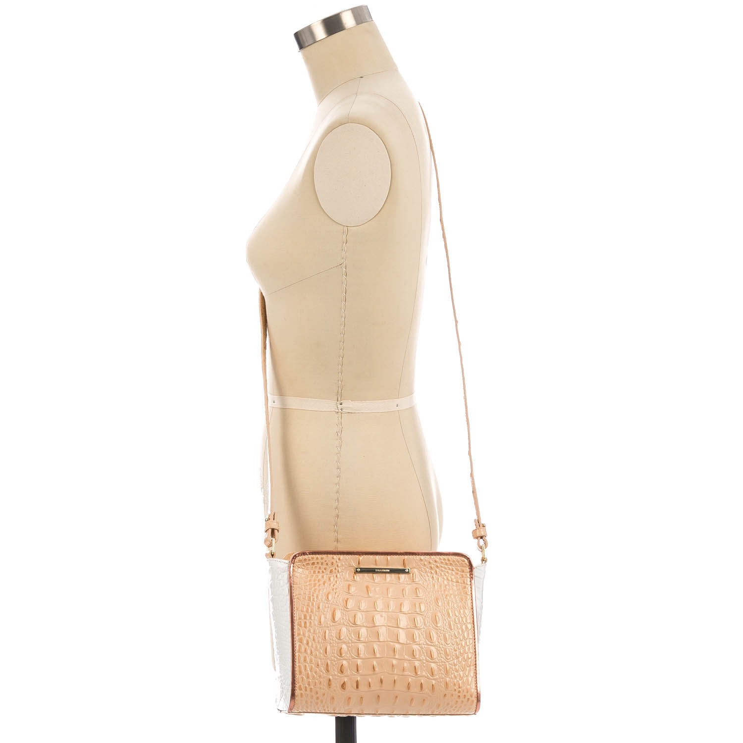 Carrie Crossbody Apricot Crandon