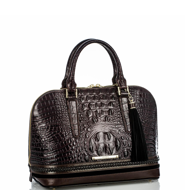 Brahmin Com Register Handbag