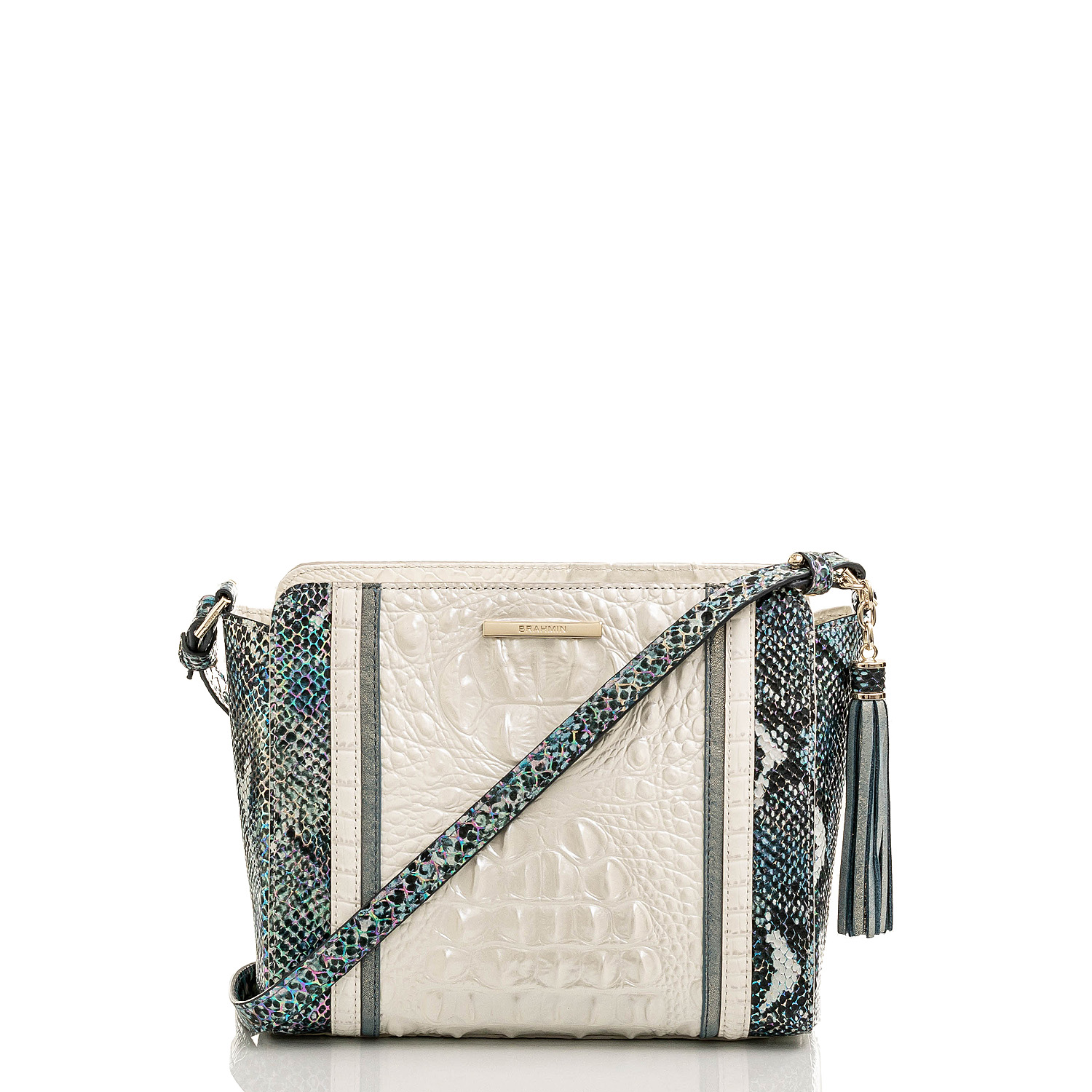 Carrie Crossbody Daydream Junebug Front