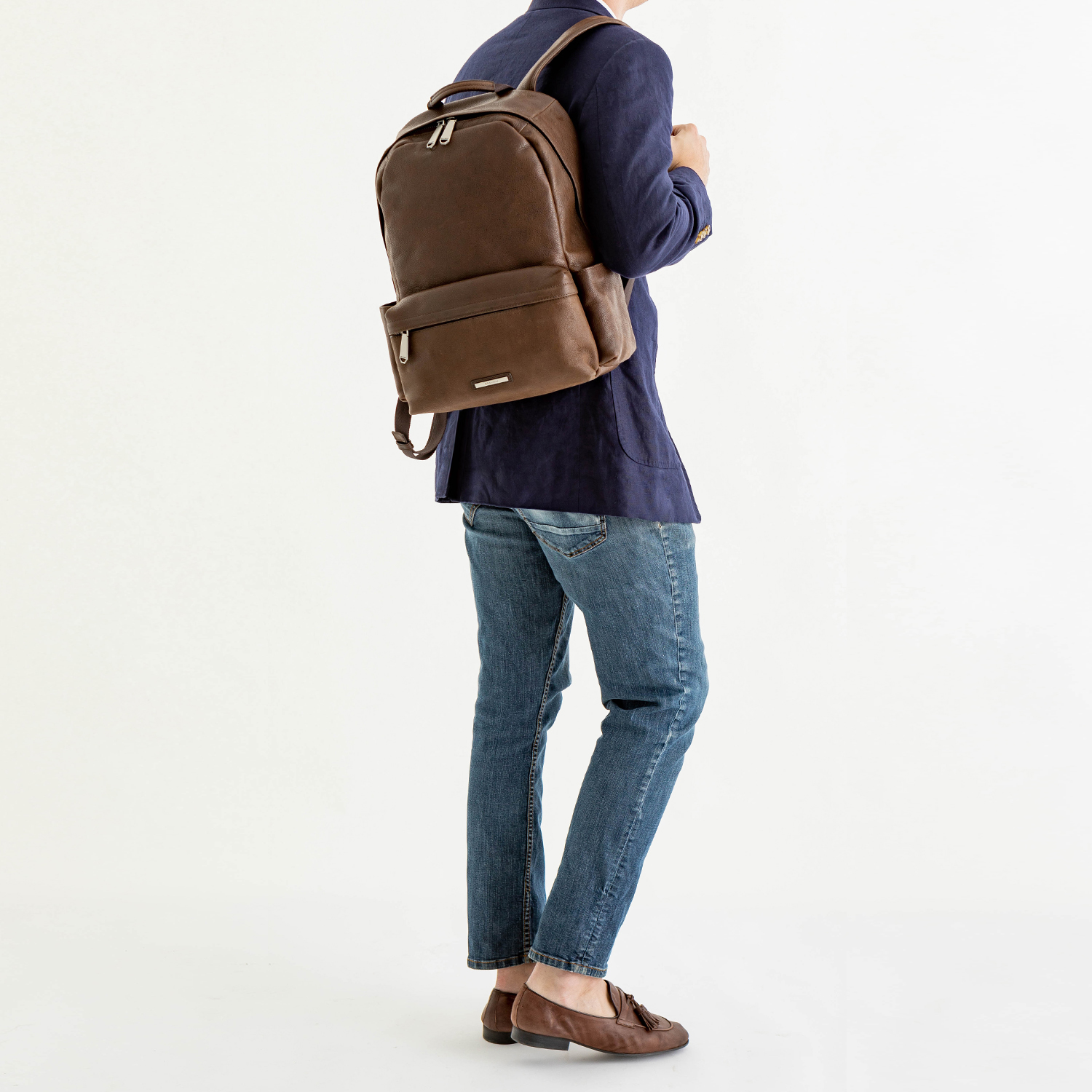 Marcus Backpack Cocoa Brown Manchester