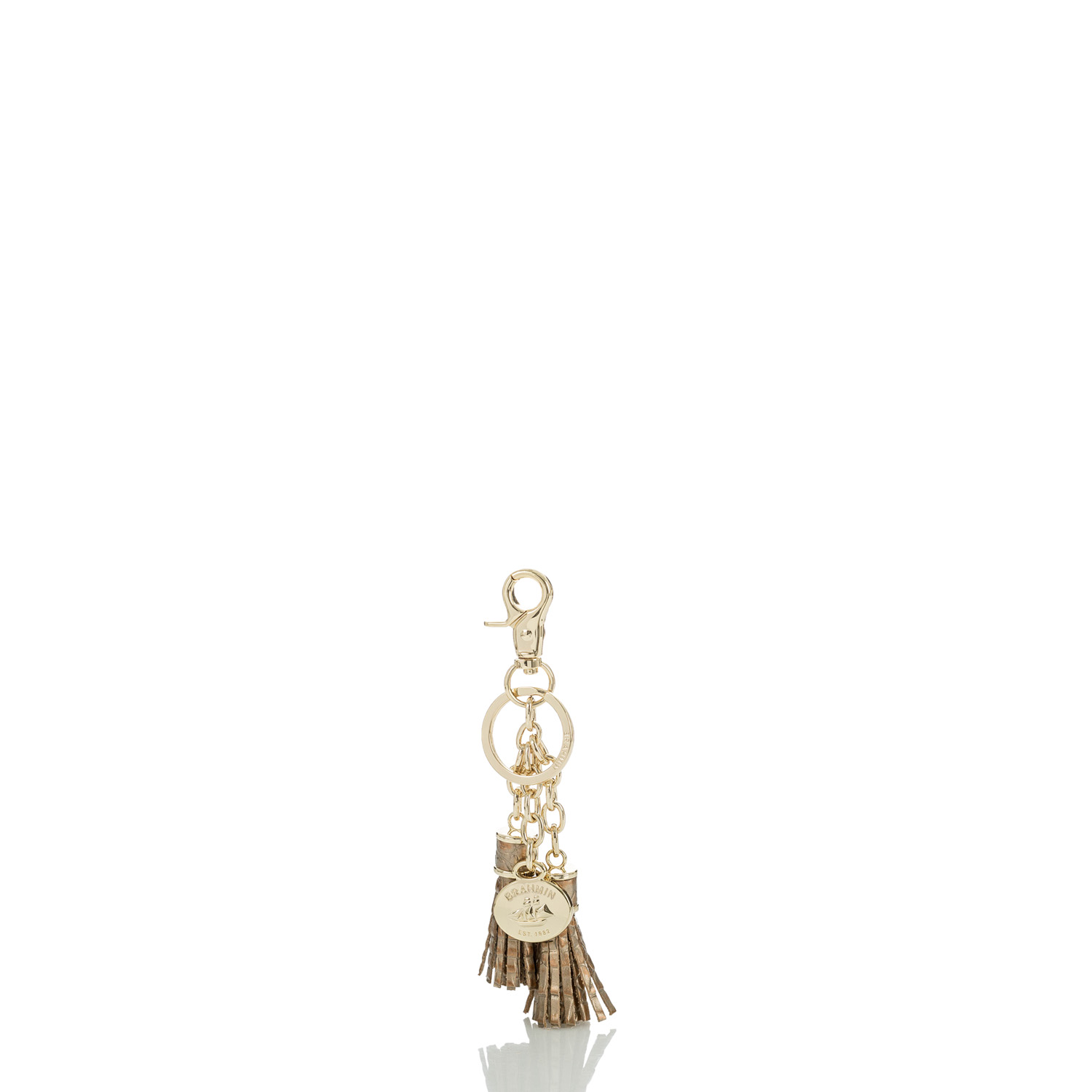 Tassel Key Ring Rose Gold Melbourne