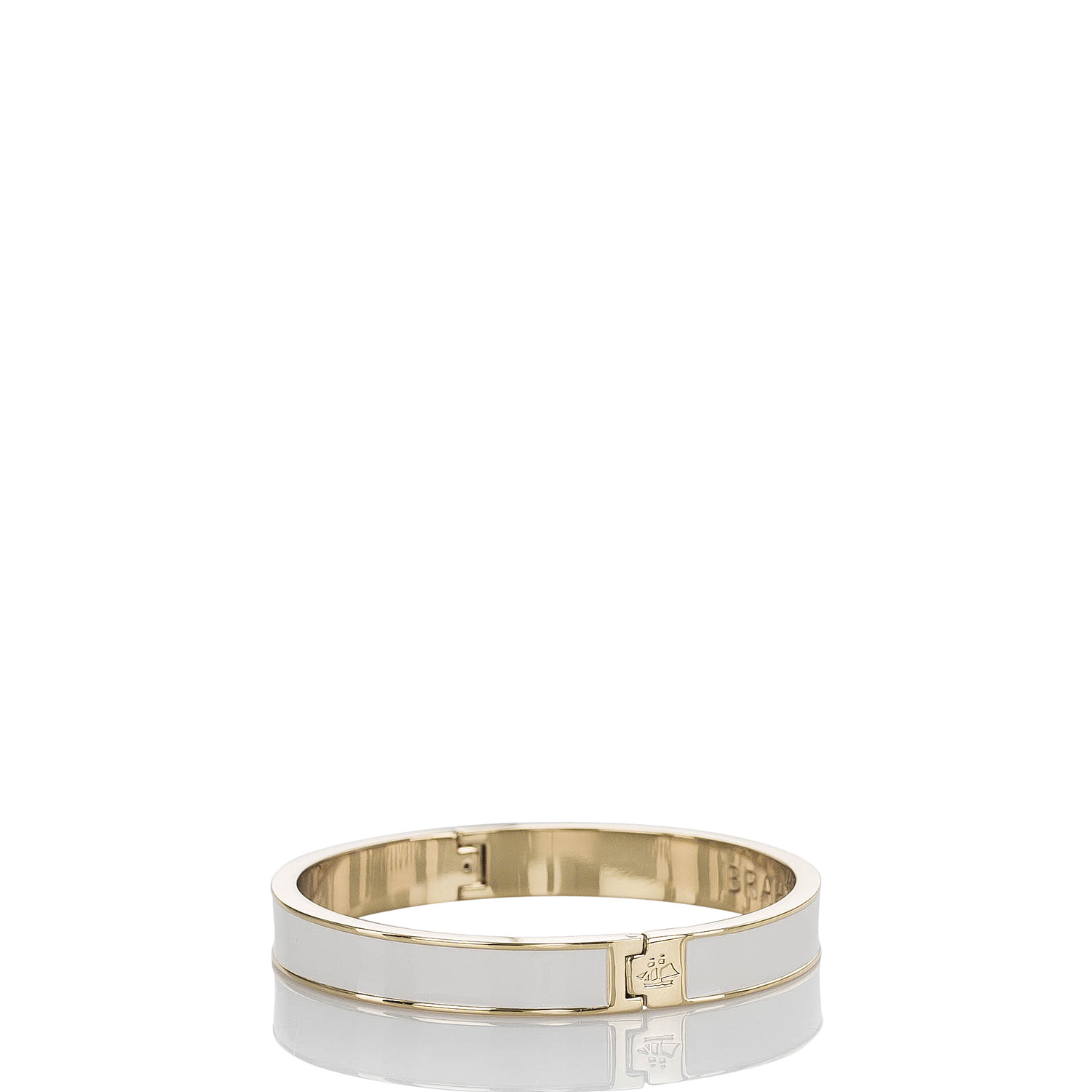 Fairhaven Thin Bangle Ivory Jewelry