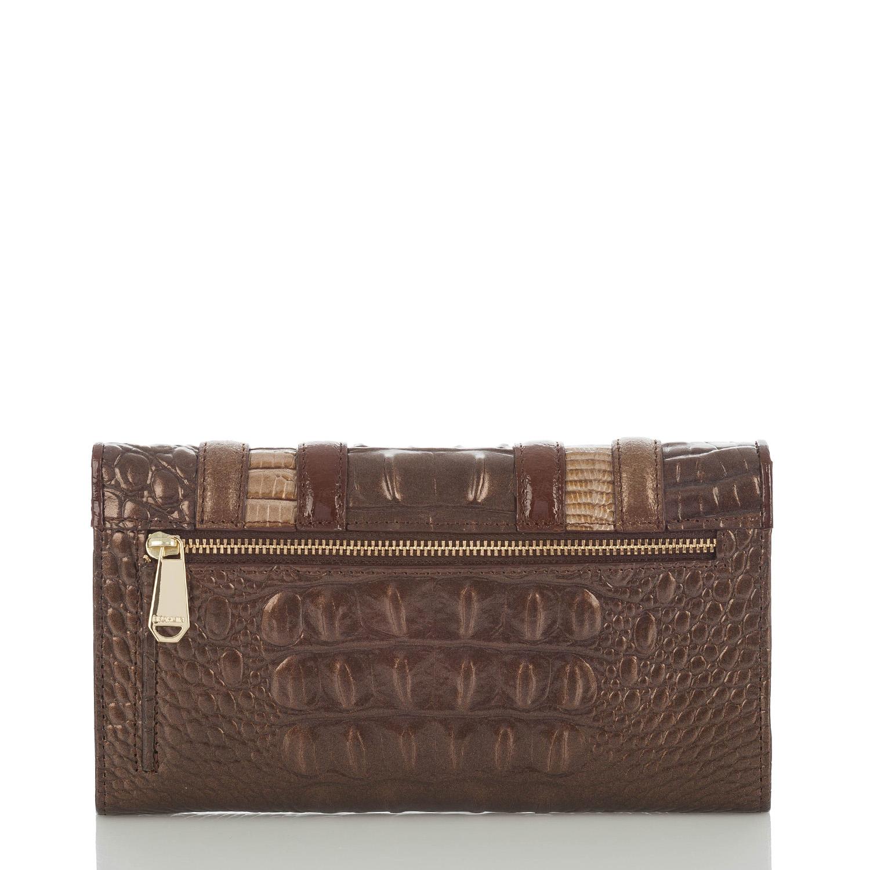 Soft Checkbook Wallet Patina Dorati
