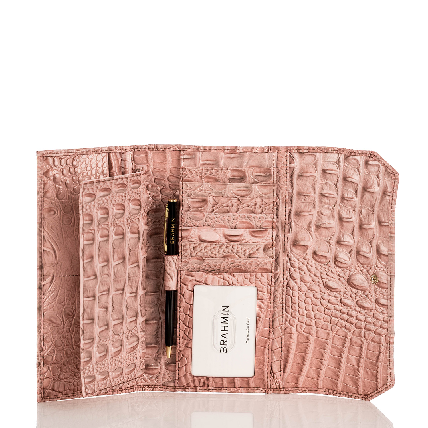 Soft Checkbook Wallet Marquis Melbourne