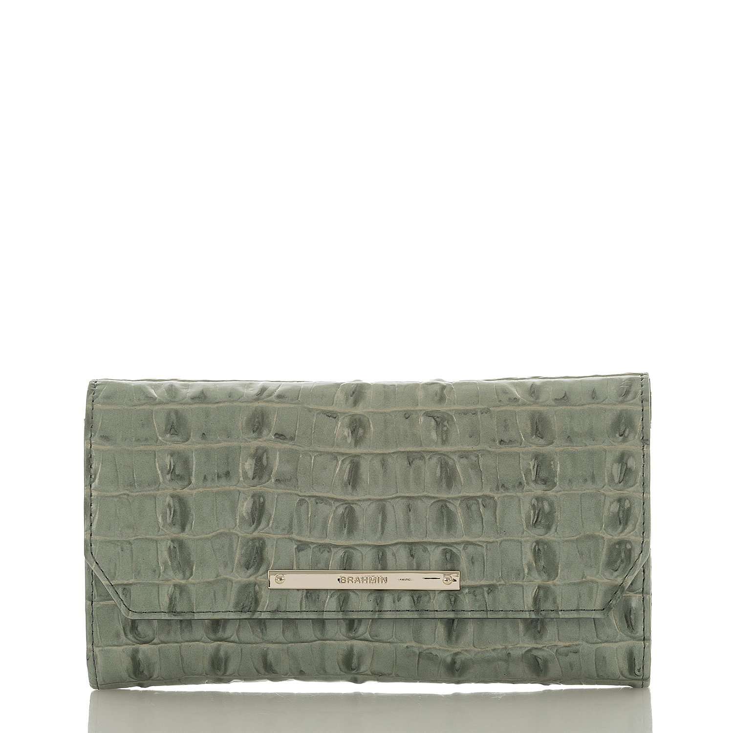 Soft Checkbook Wallet Ocean La Scala