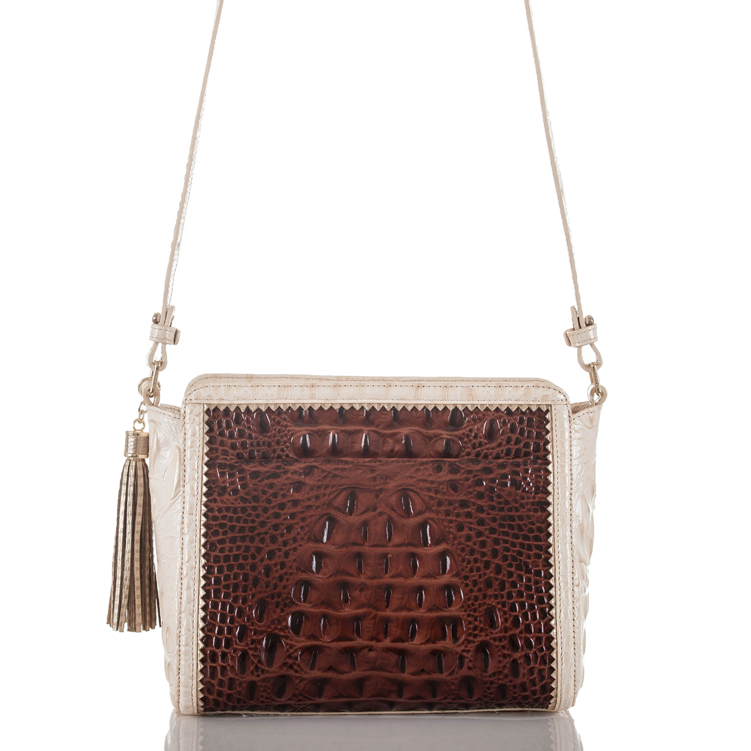 Carrie Crossbody Pecan Soriano