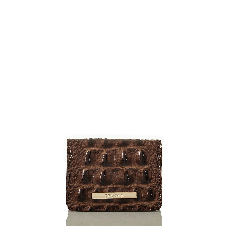 Mini Key Wallet Chestnut Melbourne