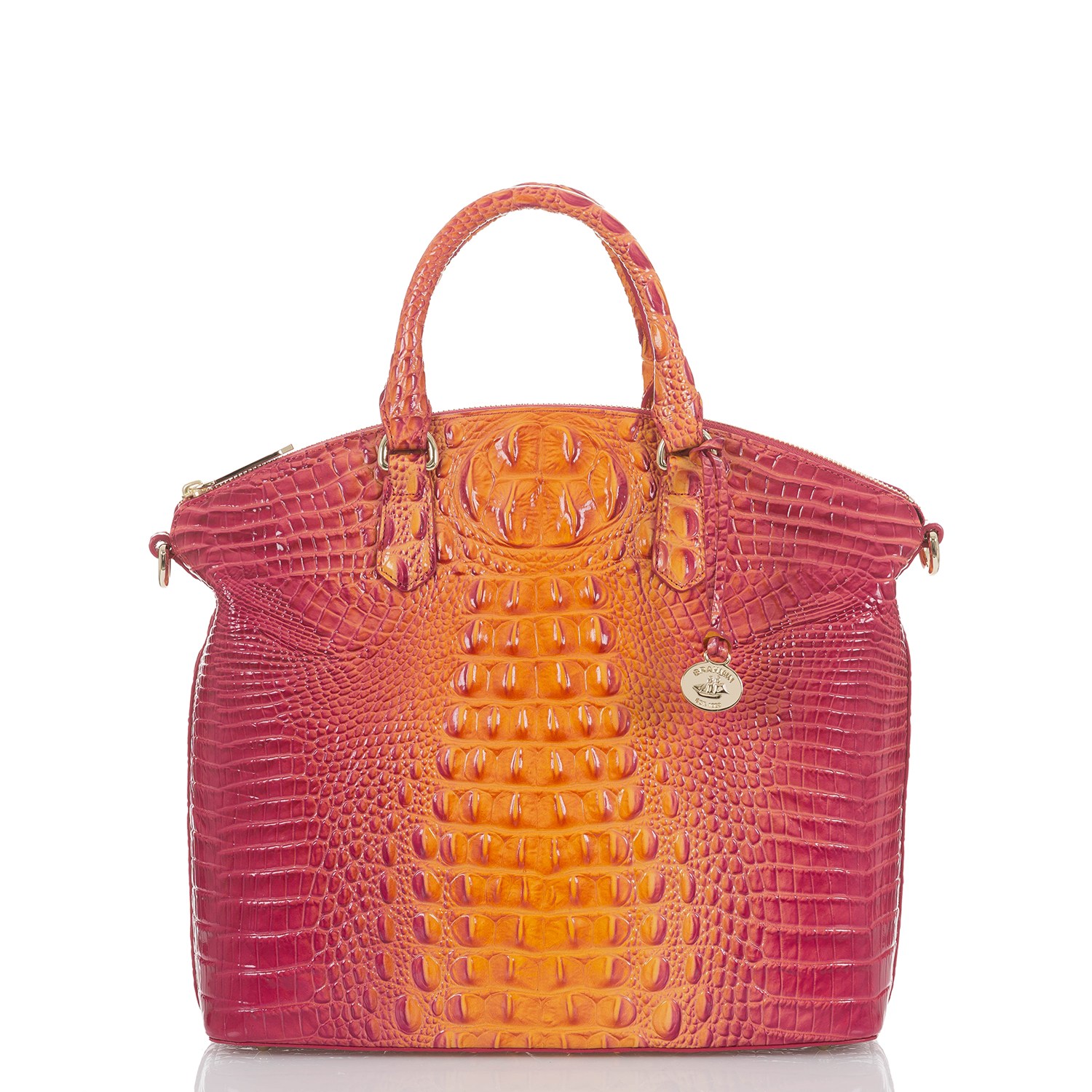 Large Duxbury Satchel Passion Fruit Melbourne