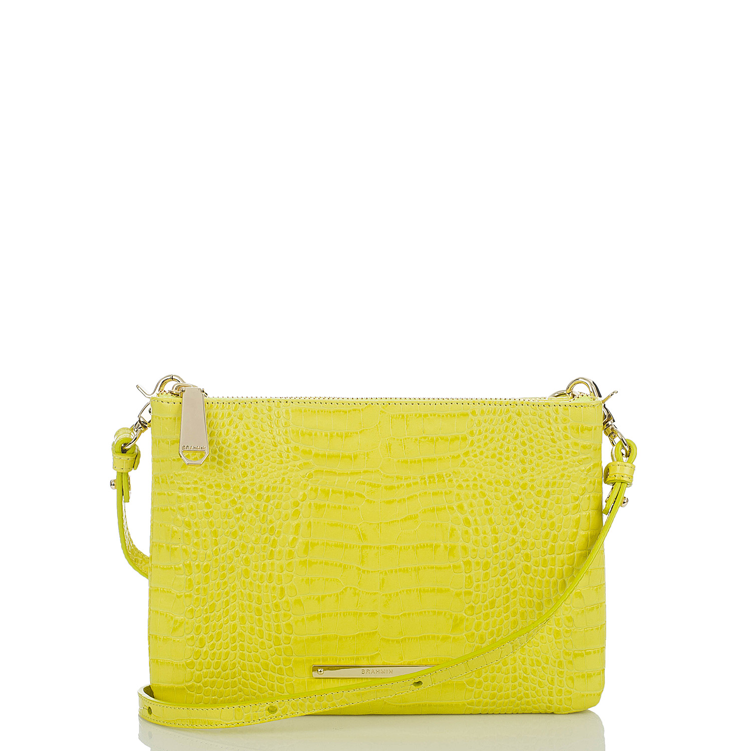 Perri Crossbody Keylime Majestic Video Thumbnail