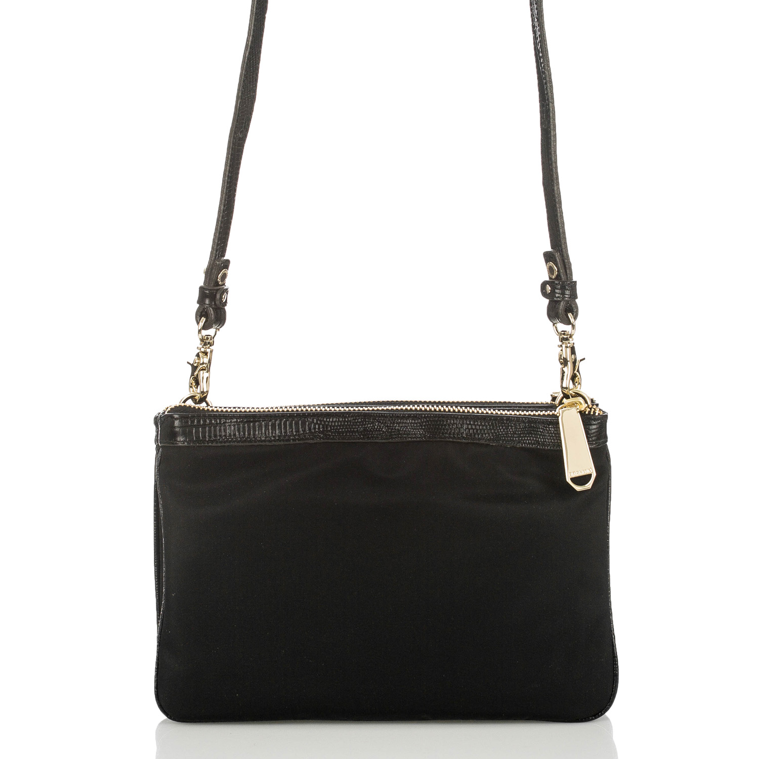 Perri Crossbody Black Bayview Front