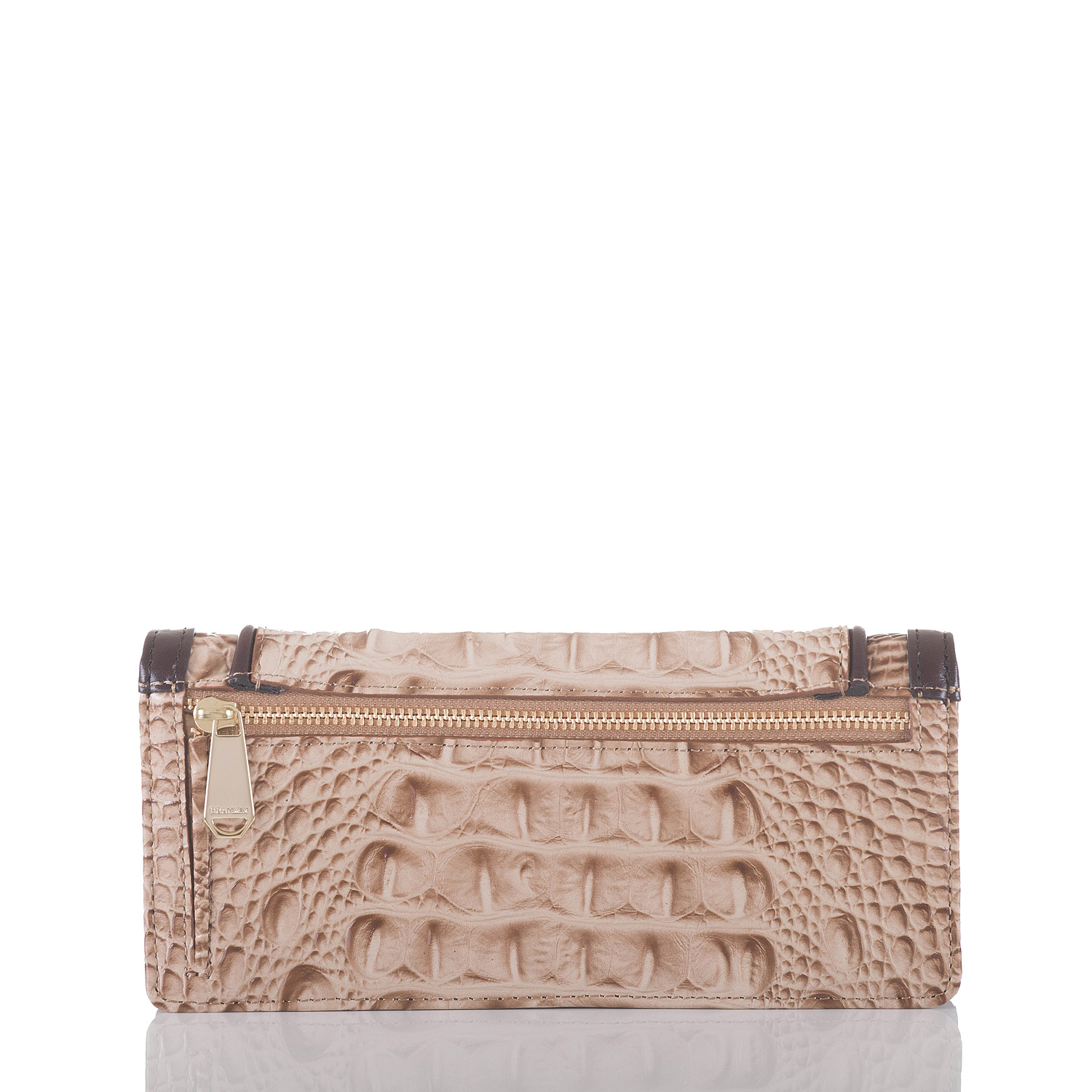 Ady Wallet Travertine Vermeer Front