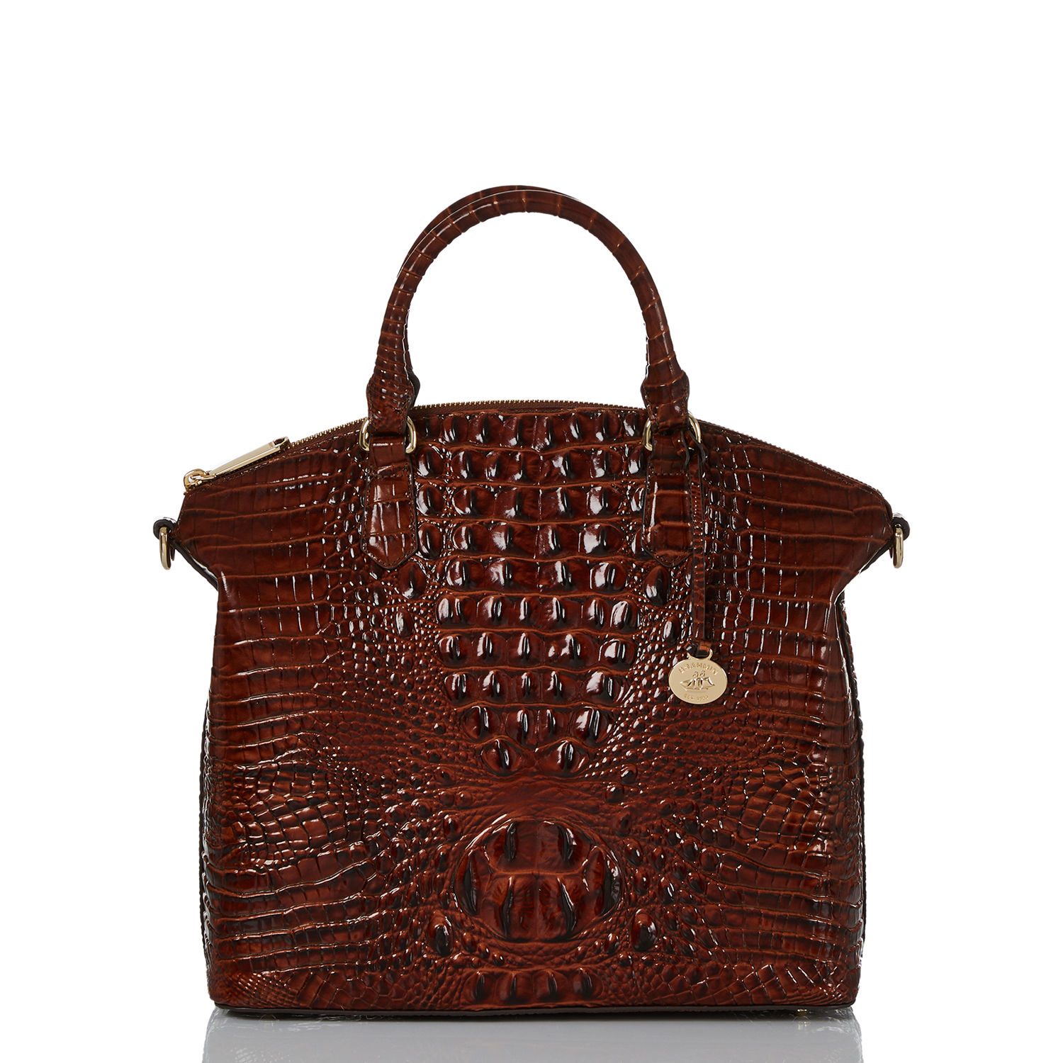 Large Duxbury Satchel Pecan Melbourne Video Thumbnail