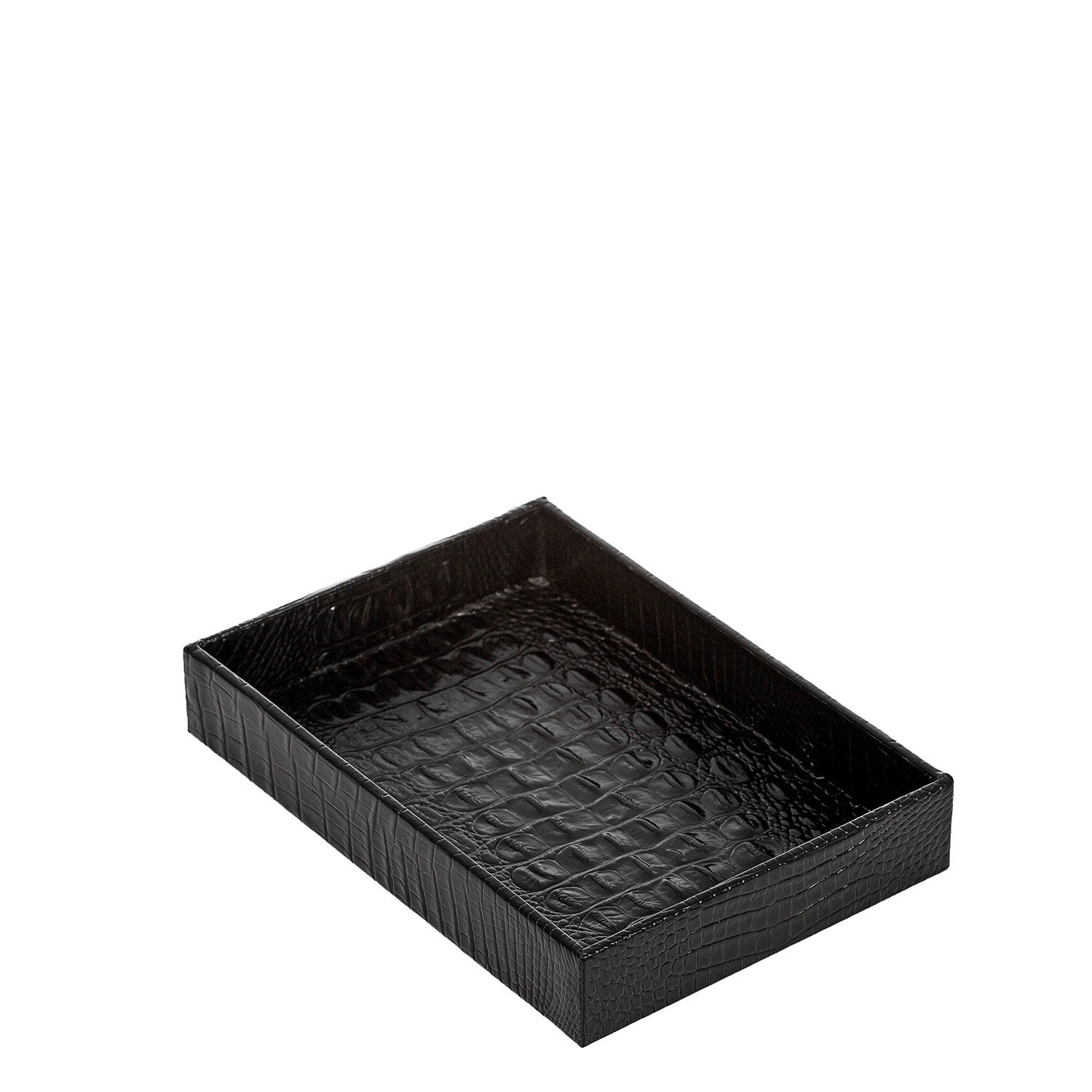 Small Trinket Tray Black Melbourne