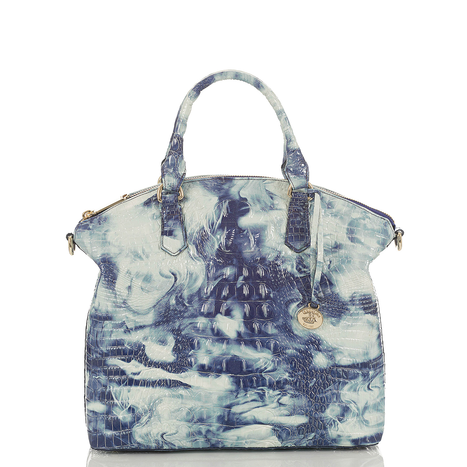 Large Duxbury Satchel Chambray Melbourne