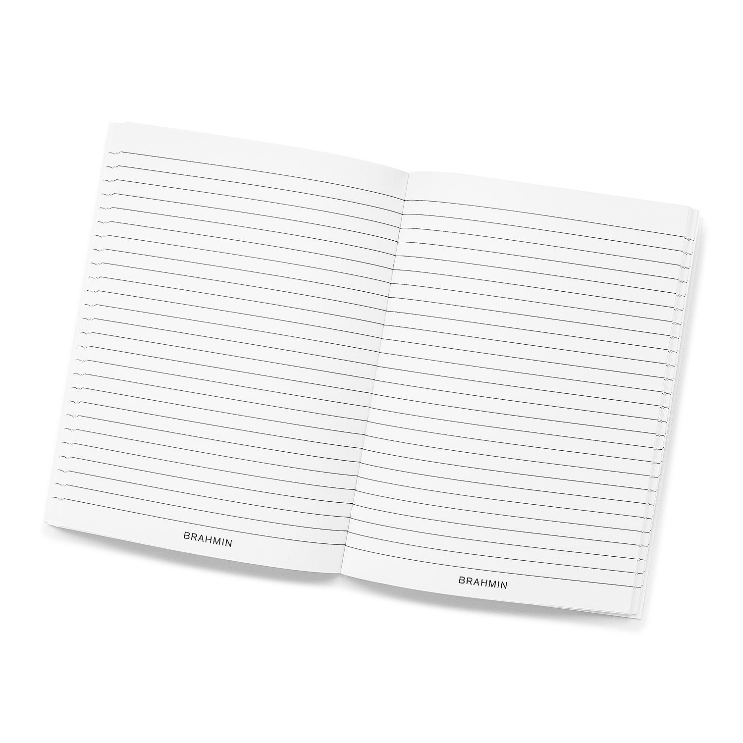 Ruled Notebook Side-Bound 6x8 White Stationery