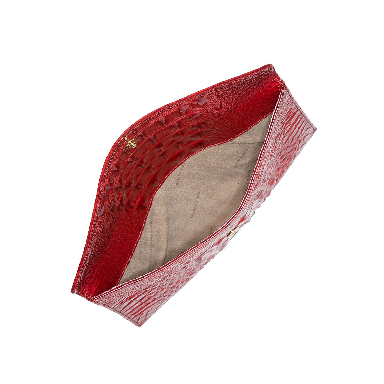 Envelope Clutch Scarlet Melbourne