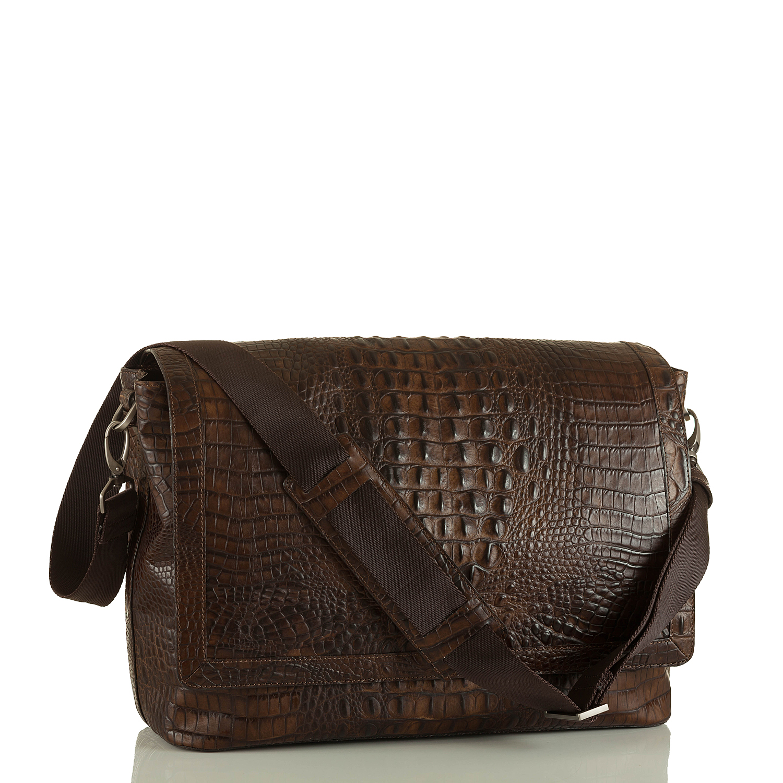 Mason Messenger Cocoa Brown Vintage Melbourne