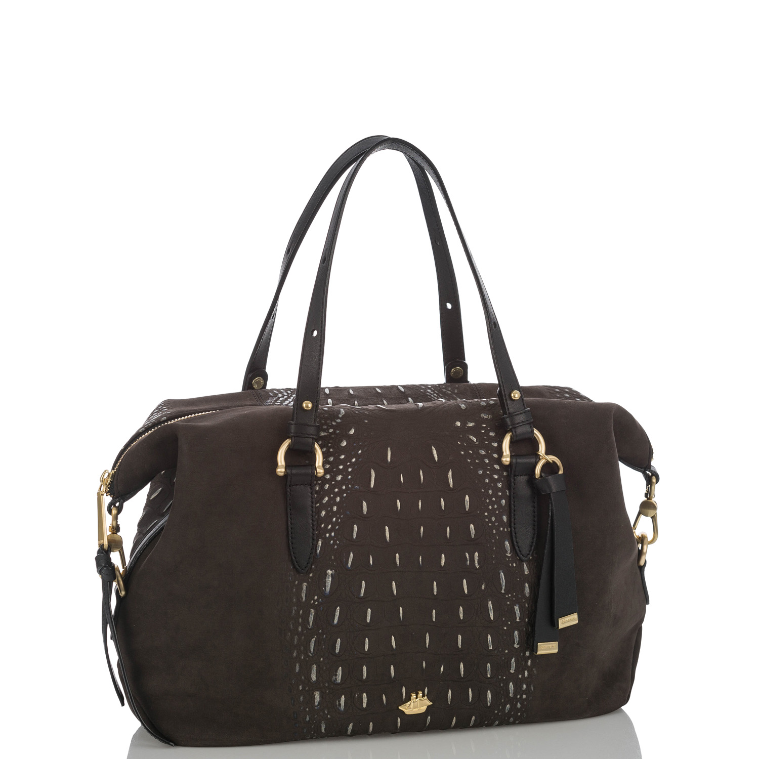 Delaney Satchel Iron Wilmington