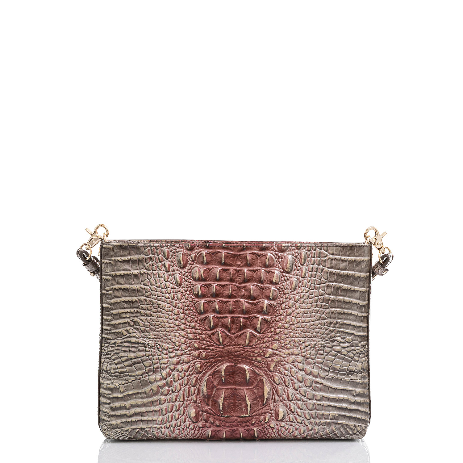 Remy Crossbody Garnet Ombre Melbourne Front