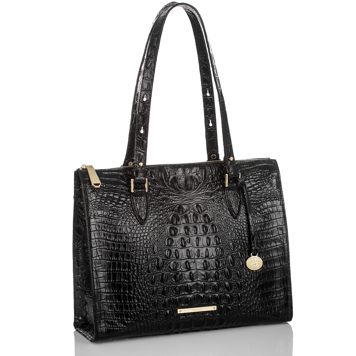 Anywhere Tote Black Melbourne