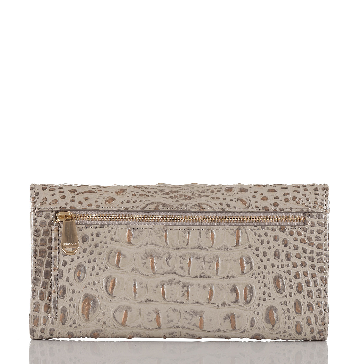 Soft Checkbook Wallet Silver Birch Melbourne
