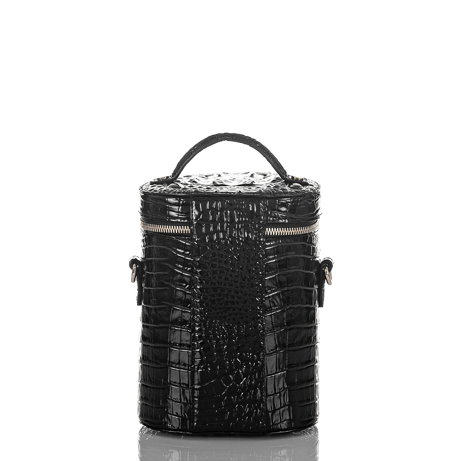 Brynn Barrel Bag Black Melbourne