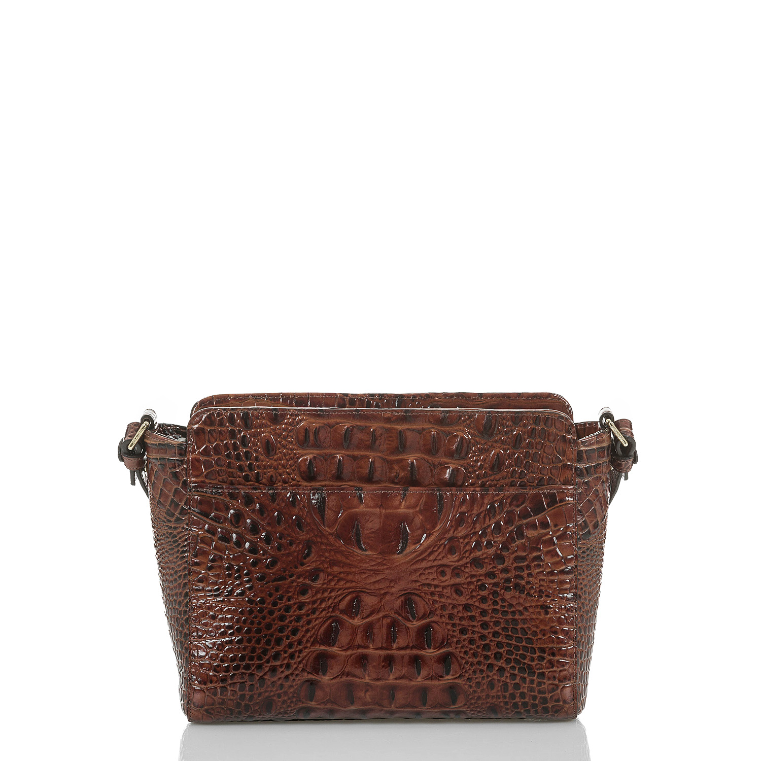 Carrie Crossbody Pecan Melbourne Front