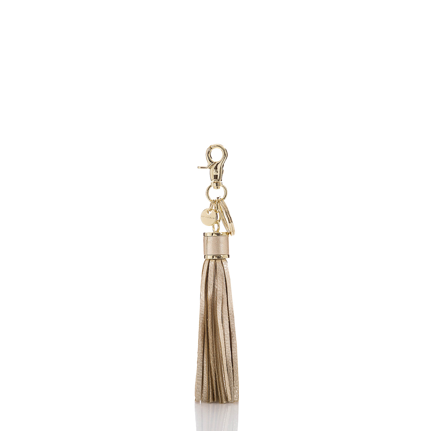 Large Tassel Platinum Moonlit