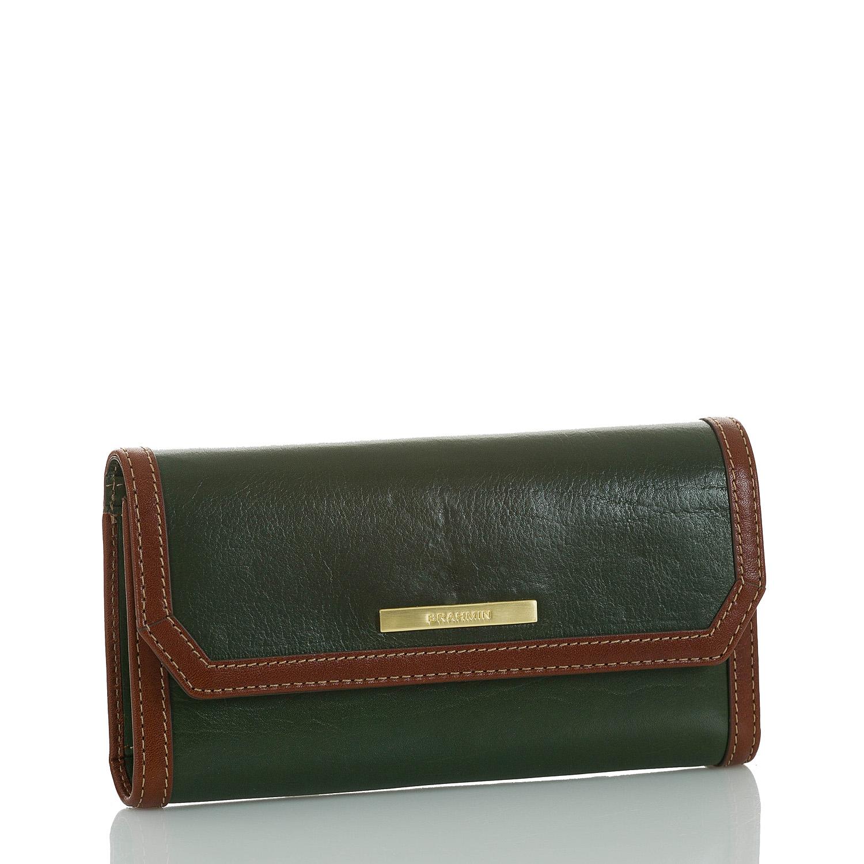 Soft Checkbook Wallet Hunter Westport