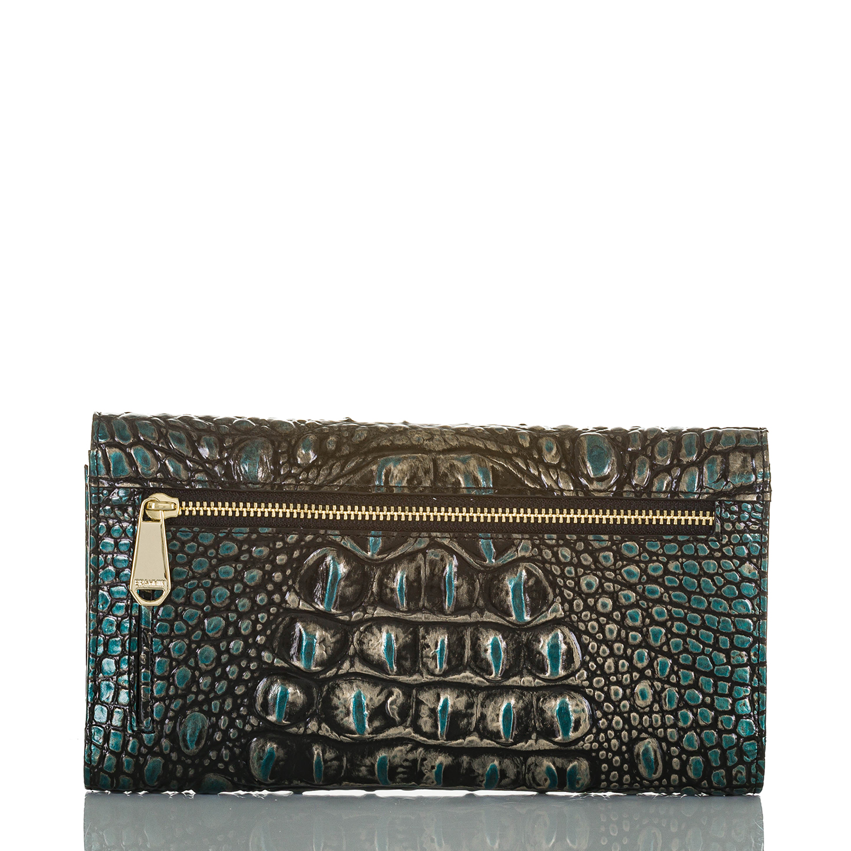 Modern Checkbook Wallet Agate Melbourne