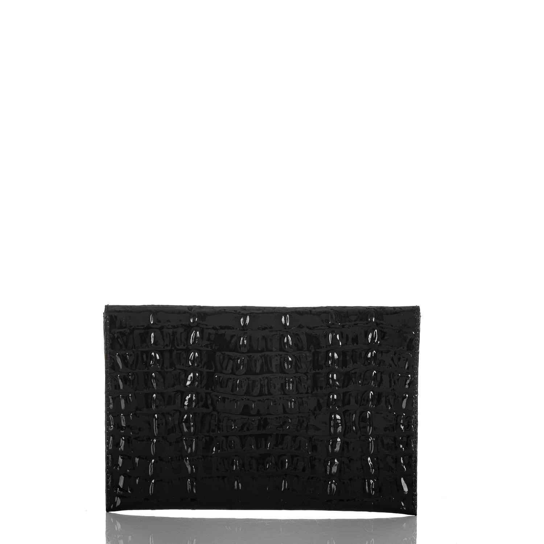 Envelope Clutch Black La Scala