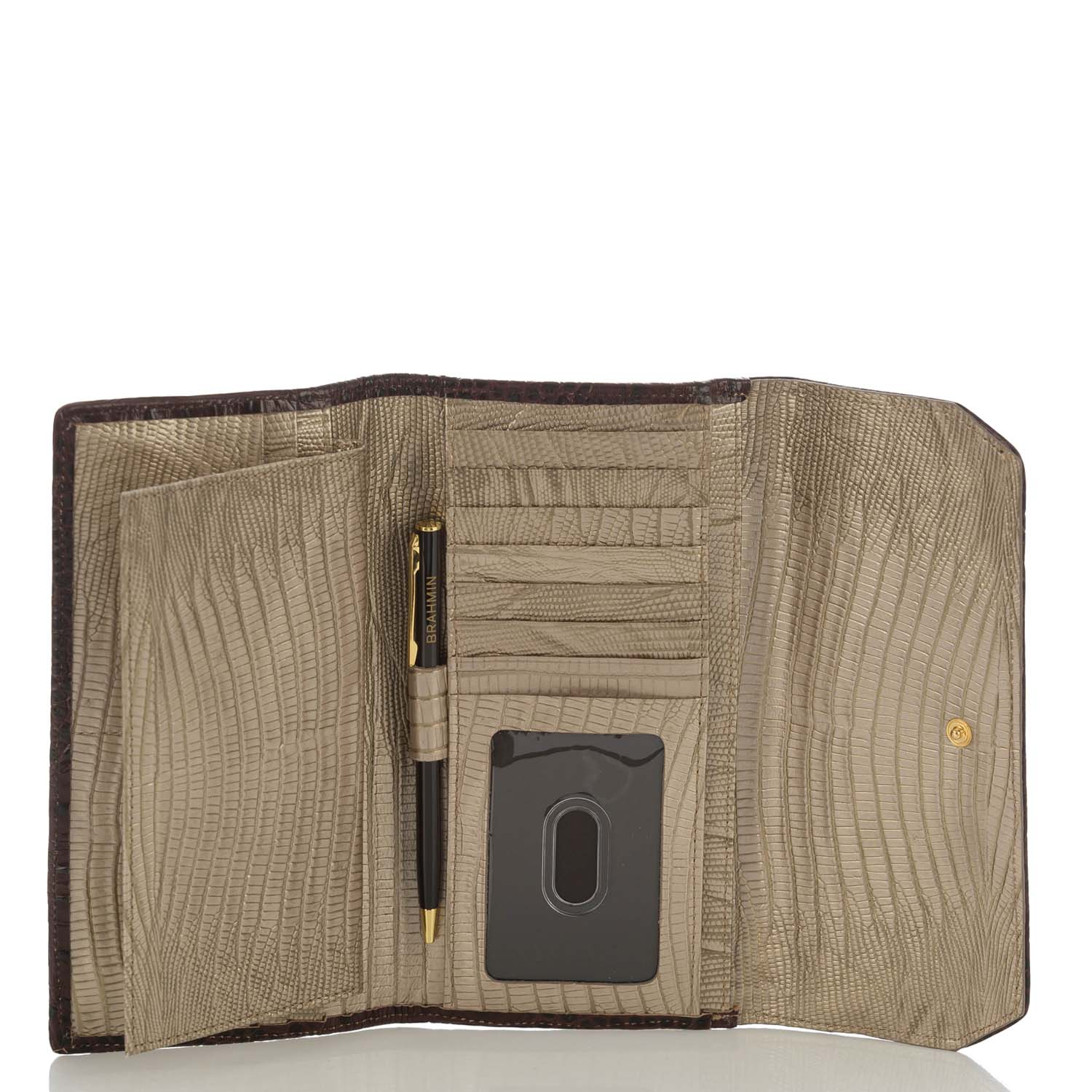 Soft Checkbook Wallet Rhodes
