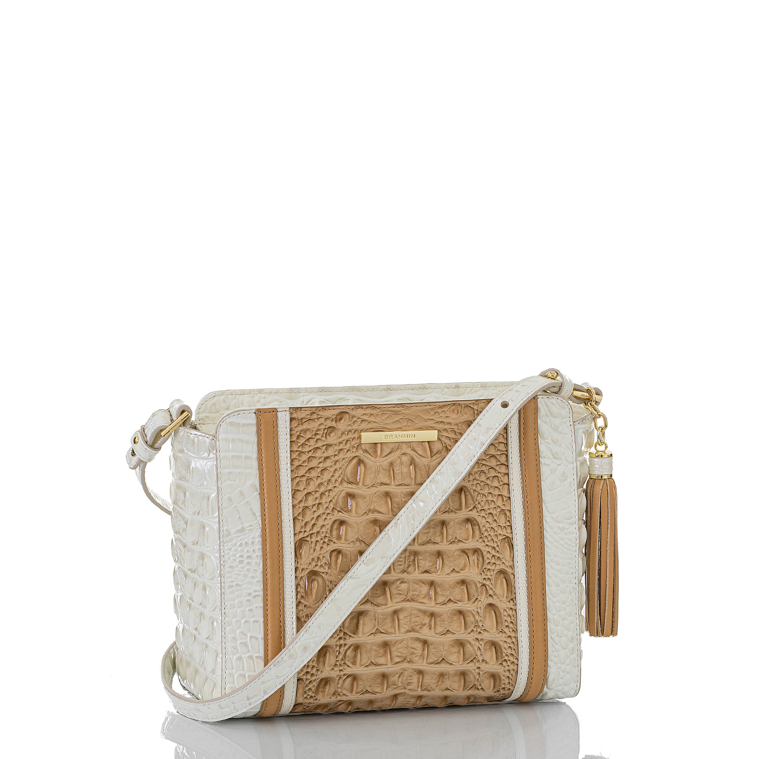Carrie Crossbody Shortbread Enchant