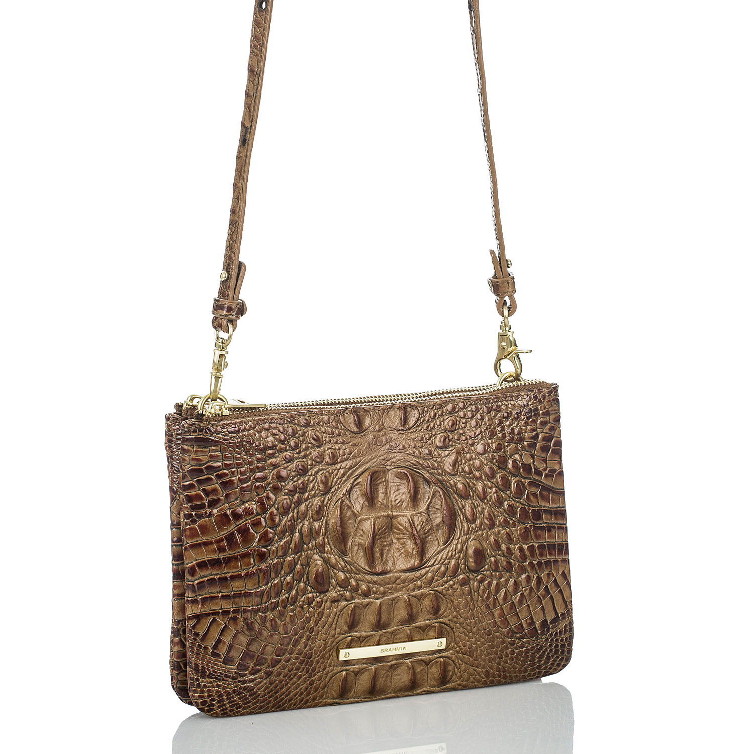 Perri Crossbody Toasted Almond Melbourne
