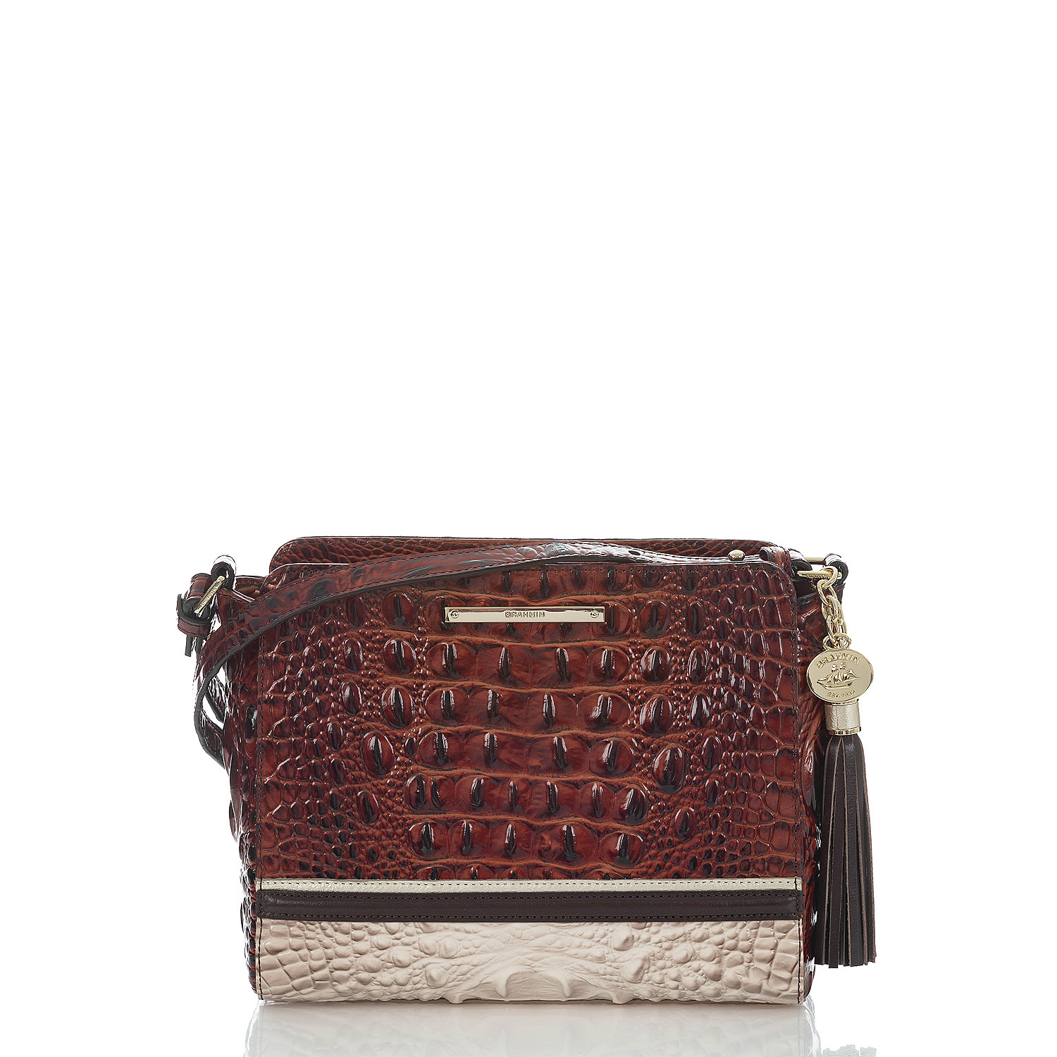 Carrie Crossbody Pecan Eastwood