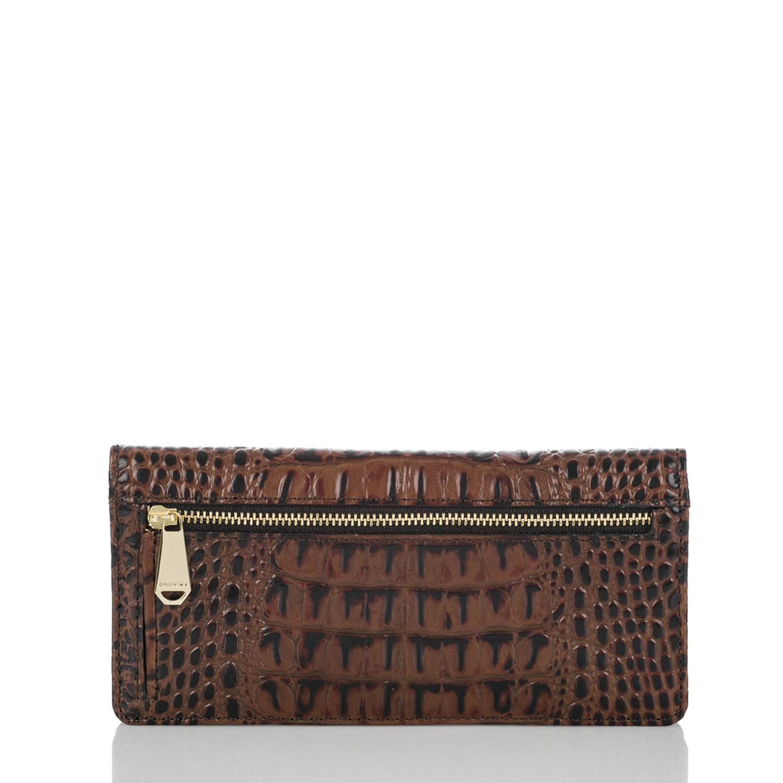 Ady Wallet Black Tuscan Tri-Texture