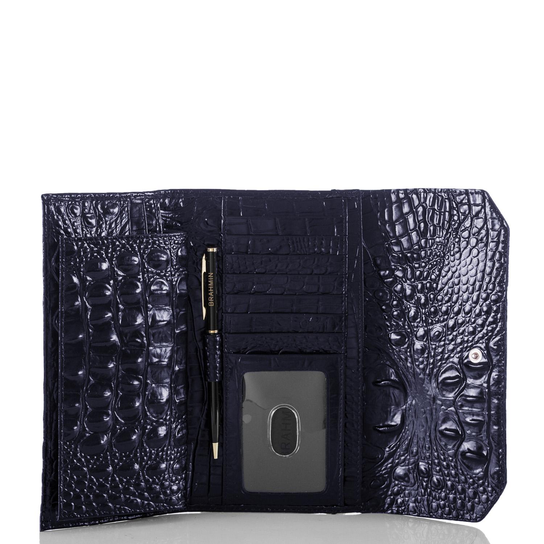 Soft Checkbook Wallet Ink Melbourne