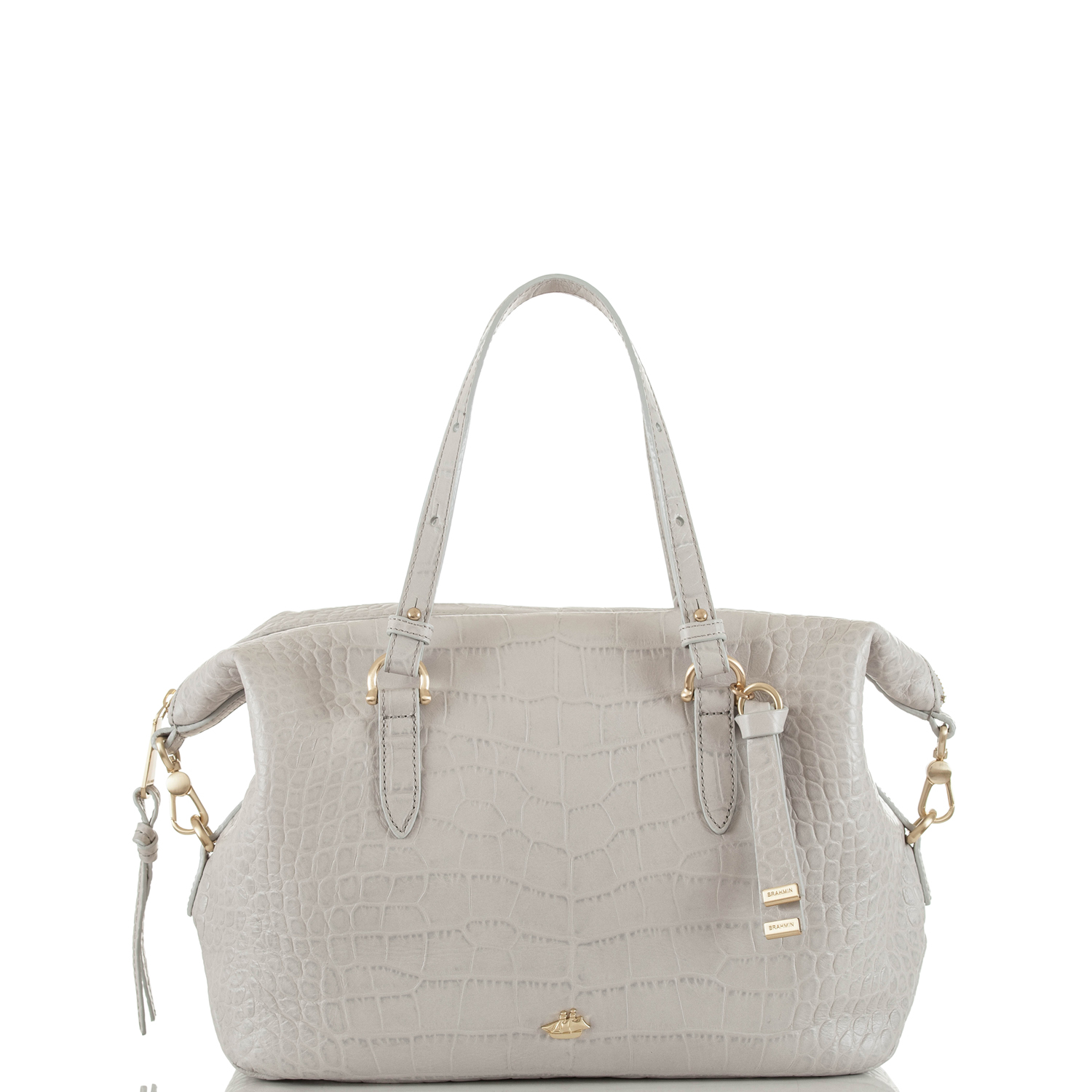 Delaney Satchel Dove Savannah