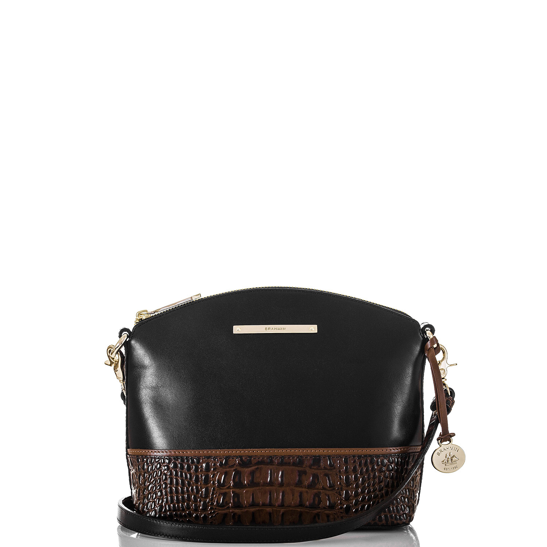 Mini Duxbury Black Tuscan Tri-Texture