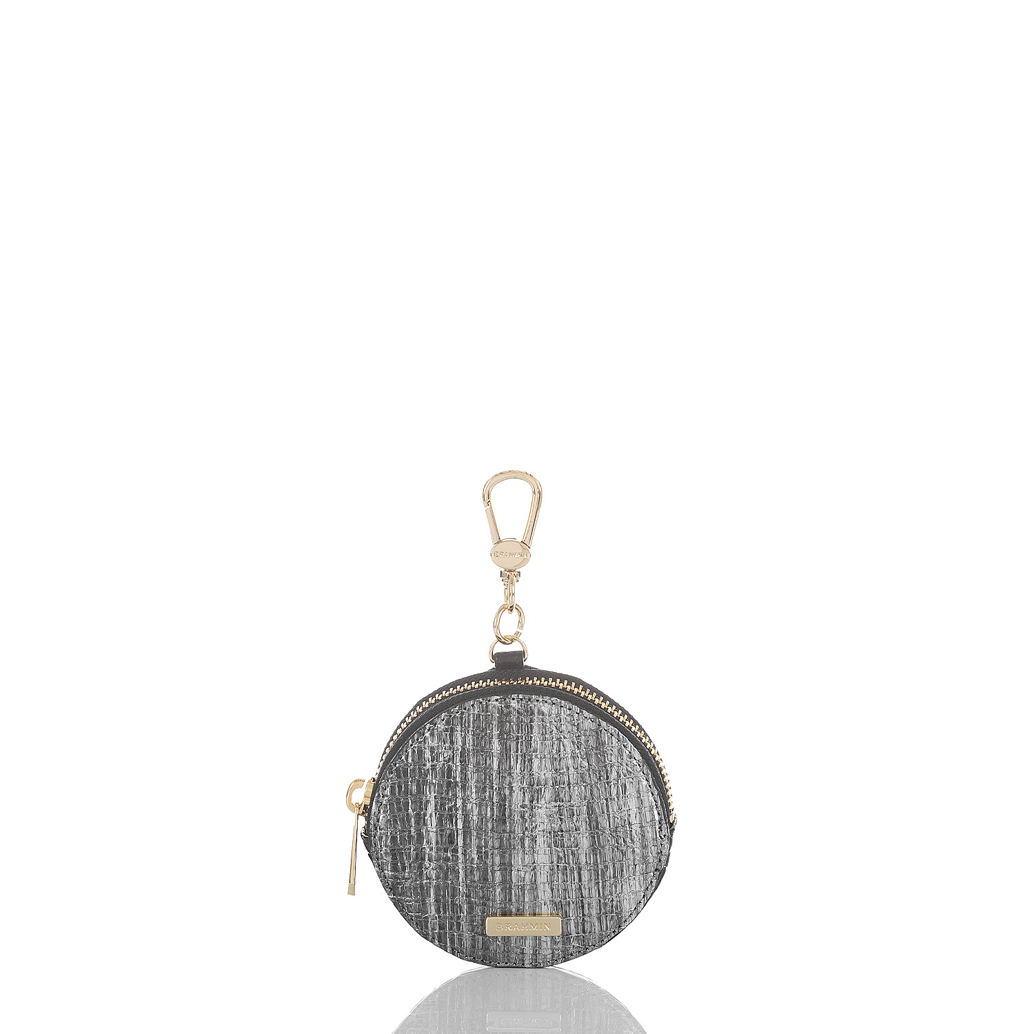 Circle Coin Purse Gunmetal Awakening