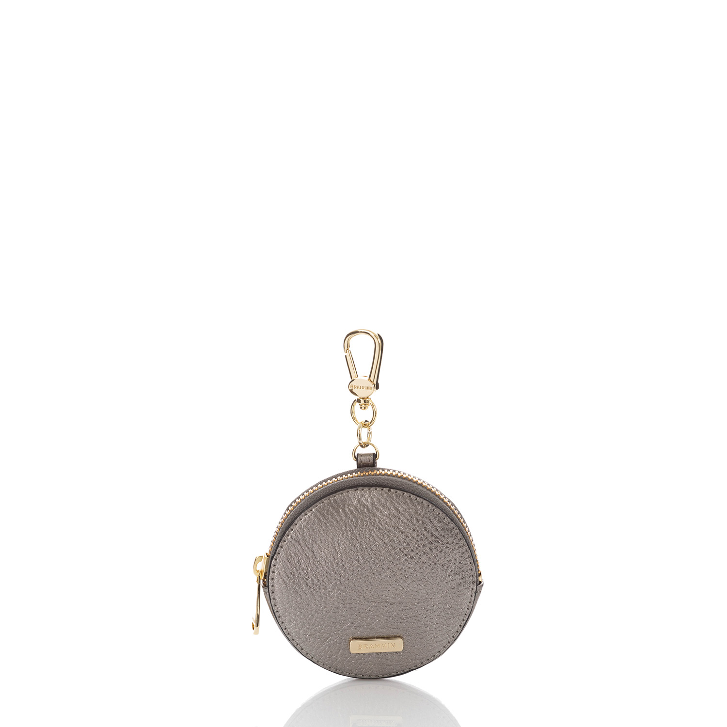 Circle Coin Purse Anthracite Moonlit