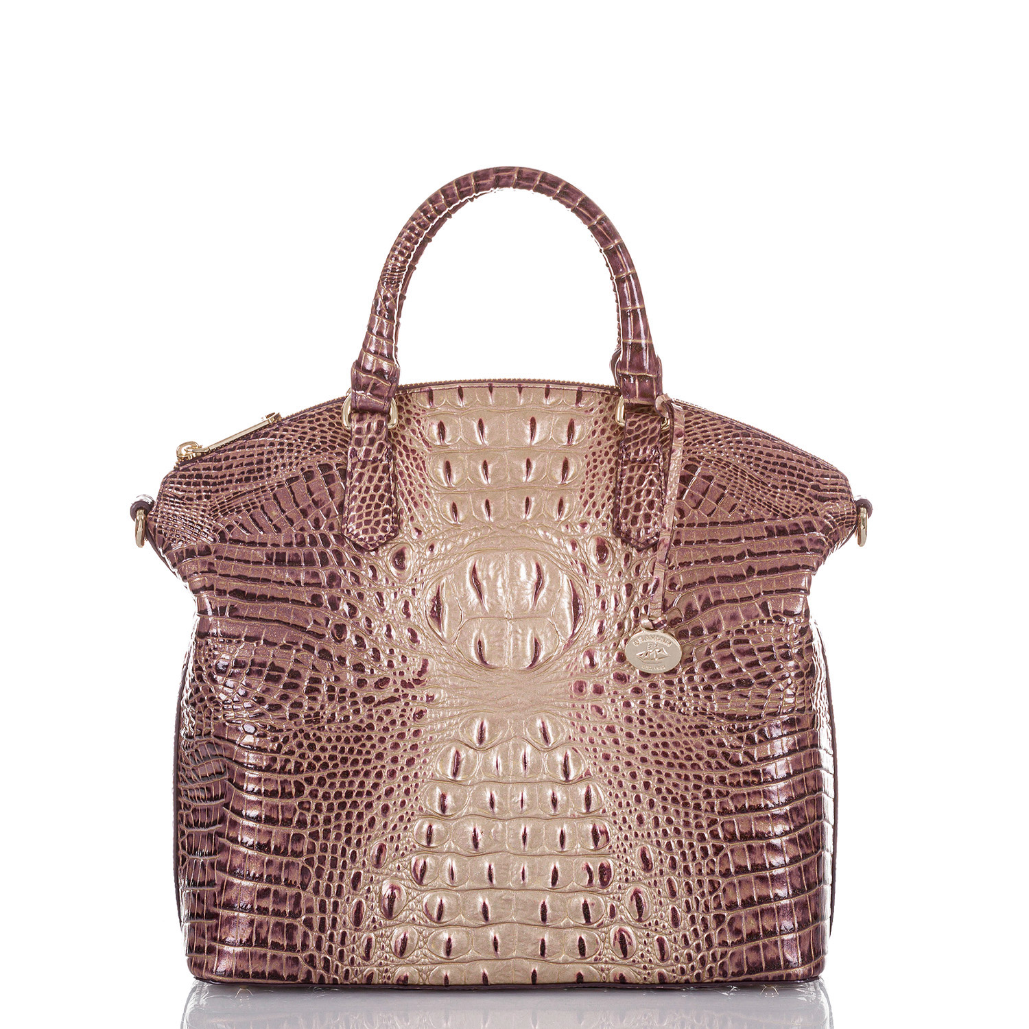 Large Duxbury Satchel Port Ombre Melbourne