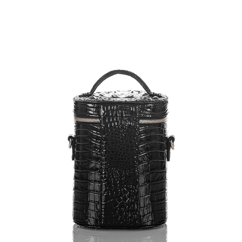Brynn Barrel Bag Black Melbourne